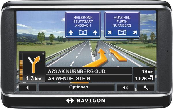Navigon 40 Premium Europa 44 + Türkei Kartenmaterial / Radaranlagen Q1/2018 NEU!