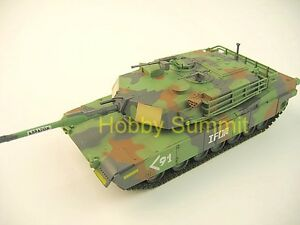 1-72-US-Army-MA1A1-ABRAMS-Main-Battle-Tank-Europe-1990-Plastic-Model-Finished