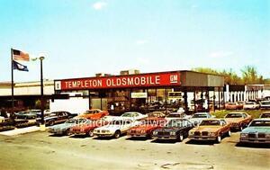 Photo 1970s Vienna Virginia Templeton Oldsmobile