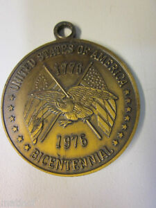 The United State of America, Bicentennial Commemorative Token - 1776-1976