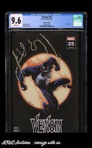 Marvel - Venom #25 (Stegman Walmart Variant) - 1st Virus & Codex - CGC 9.6 NM+