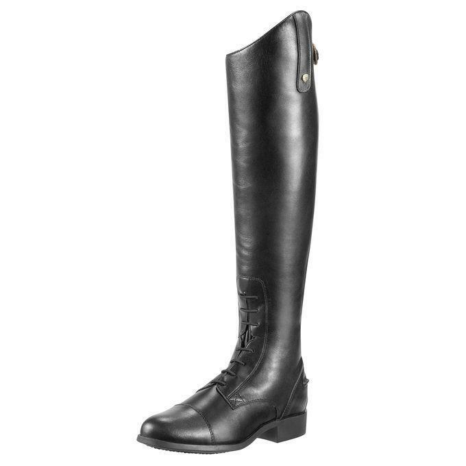 Ariat Men's Heritage Contour Field Zip Tall Riding Boot NEW