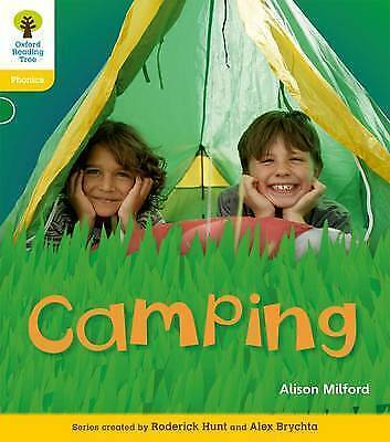 Oxford Reading Tree: Level 5: Floppy's Phonics Non-Fiction: Camping by Milford,