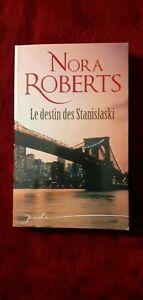 Livre-Le-destin-des-stanislaski-de-Nora-Roberts