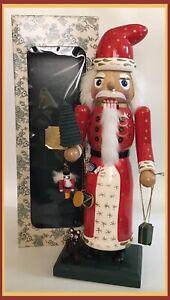 Bombay-Company-15-Santa-Claus-Christmas-Nutcracker-2020363-In-Original-Box