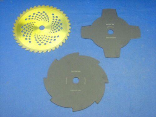 hartmellamesser pour FUXTEC fx-ms152 débroussailleuse Set de couteaux Incl