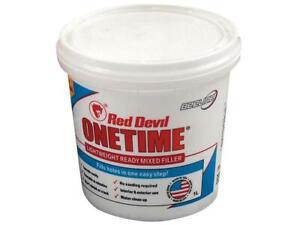 Stanley Red Devil Onetime Filler 1 litre STAHBFOLN10