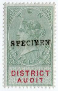 I-B-QV-Revenue-District-Audit-10-1882-specimen
