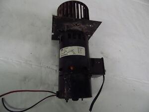 Fasco 71311035 Type U31B 115 Volt 3000 RPM 1/16 HP HC24AU600 Class B Blower Moto