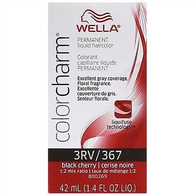 Co 04763 Salon Hair Wella Color Charm Permanent 3rv 367