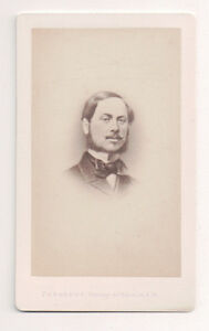 Vintage-CDV-Aristocratic-French-Man-Penabert-Photo-Paris