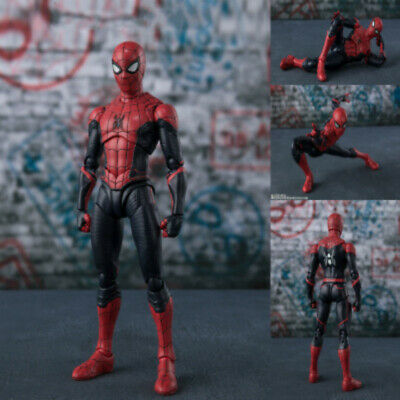 Spider-Man Homecoming Spiderman Super Hero PVC Action Figure Model Kids Gift Toy