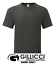thumbnail 6 - Mens Plain Quality Fruit of the Loom Weight Cotton Round Neck T Shirt Small- 5XL