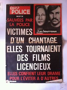 QUI-Police-25-09-1980-Olga-Kosters-attirait-le-mauvais-sort-Suraphan-Sathz