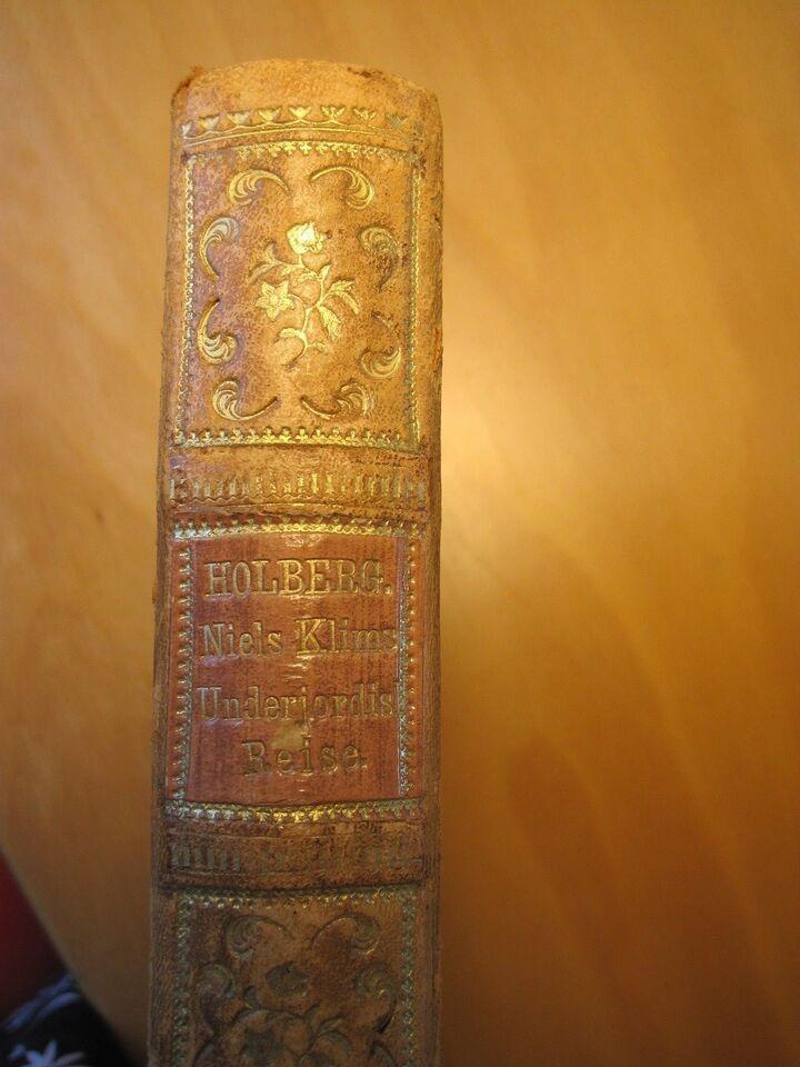 Niels Klims underjordiske reise, 1789, Ludvig Holberg