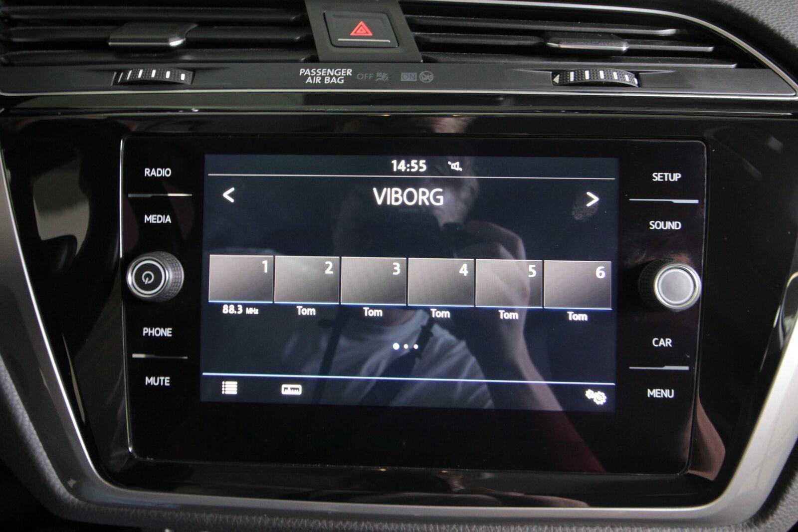 VW Touran TSi 110 Trendline 7prs