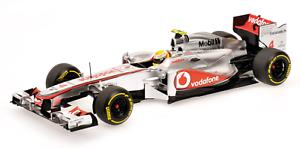 1 18 McLaren Mercedes Hamilton F1 2012 1 18 • Minichamps 530121874