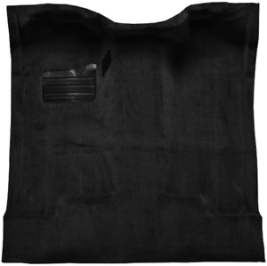 Acc 88 98 Chevy C1500 C2500 Standard Regular Cab Black Molded Carpet Ebay