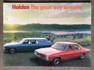 1974-Holden-Range-The-great-way-to-move-original-Australian-sales-brochure