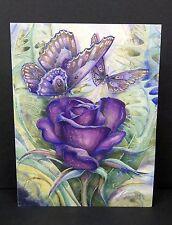 Get Well Soon Greeting Card Butterflies Jody Bergsma Artwork Leanin Tree