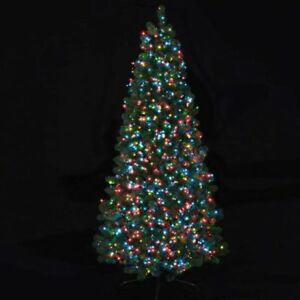 750 Ultrabright Led Tree Bright Lights Multi Coloured Christmas