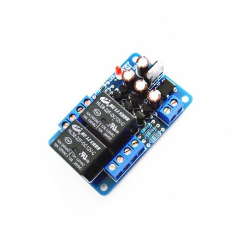 Dual-channel Stereo Audio Amplifier Speaker Protection Board Component DIY