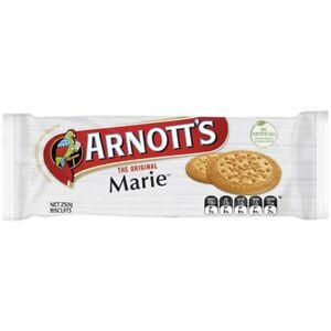 Arnott's Marie Biscuits 250g