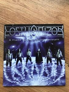 Lost Horizon - A Flame To The Ground Beneath Cardsleeve - Altena, Deutschland - Lost Horizon - A Flame To The Ground Beneath Cardsleeve - Altena, Deutschland