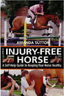The Injury-free Horse: Hands-on Methods for Maintaining Soundness and Health by Amanda Sutton (Hardback, 2001)