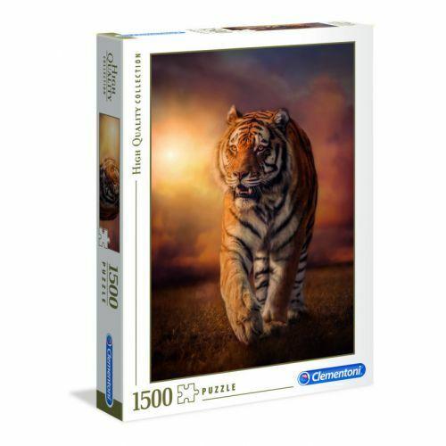 Tiger Clementoni CLM31806 Puzzle da 1500 Pezzi