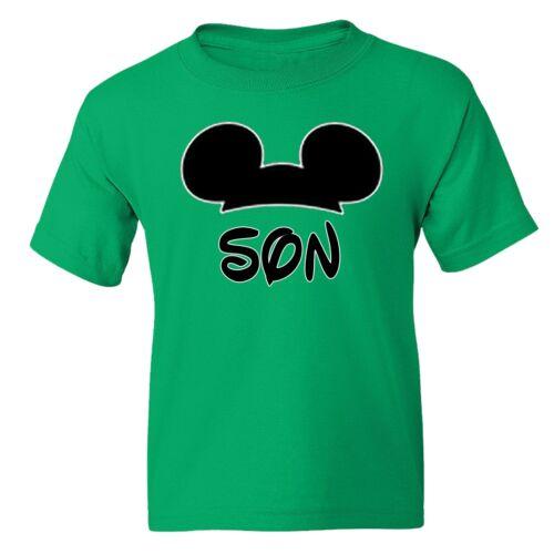 Family Vacation T shirts matching Mom Dad Brother Sister Daughter Grandma