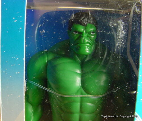 "MARVEL Hasbro Classic THE INCREDIBLE HULK Figure 4.5/"" NEW MIB Avengers"
