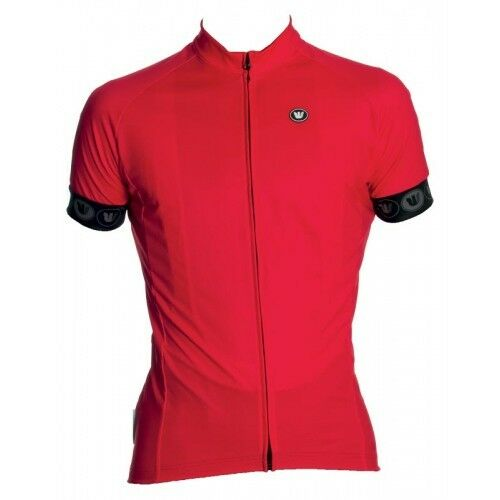 Vermarc Tinto Short Short Tinto Sleeve Cycling Jersey ROT-Grün S-XL-XXL 592031