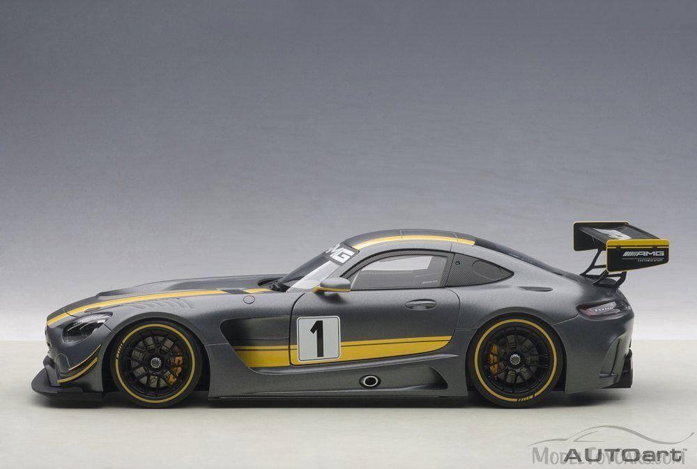 MERCEDES-BENZ AMG GT3 PRESENTATION CAR CAR CAR AUTOART 81530 1 18 DIECAST CAR f3b449