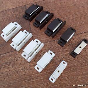4 Magnetschnäpper Möbel schrank magnet | eBay
