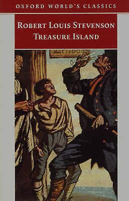 1 of 1 - Treasure Island (Oxford World's Classics), Stevenson, Robert Louis, New Book