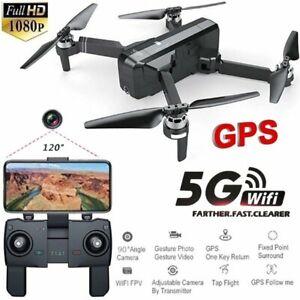 100% De Qualité Quadricoptère Drone Sjrc F11 Gps Rc Avec L'appareil-photo 5g Wifi Fpv 108 Z8⁂