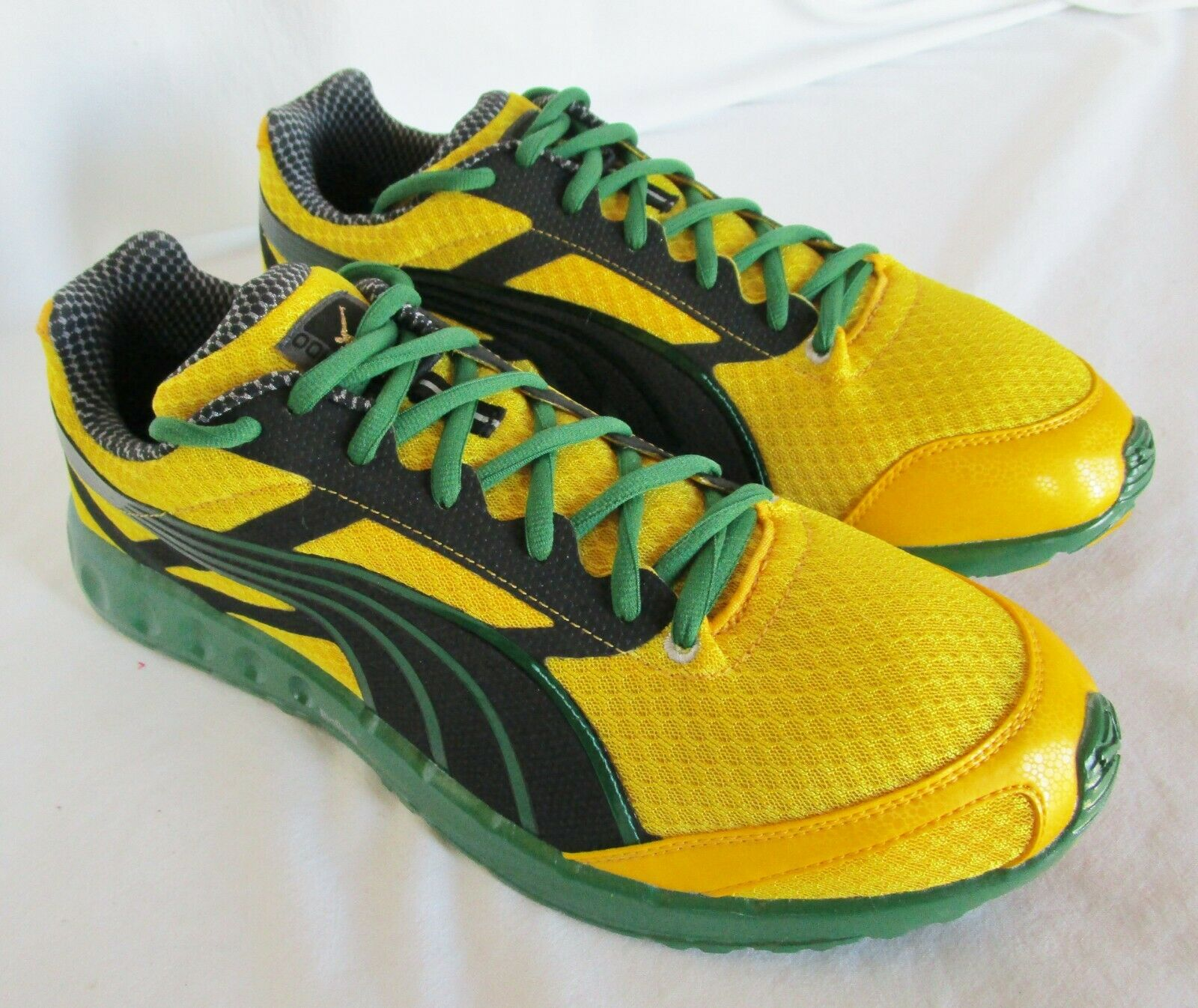 Puma Usain Bolt BioRide Lifestyle Sz 11.5 Running shoes