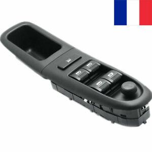 Commutateur-POUR-PEUGEOT-406-95-04-Platine-Commande-4-bouton-Leve-vitre-6554CF