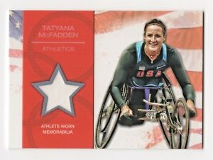 2012-Topps-USA-Olympic-Team-Relics-Tatyana-McFadden-Track-and-Field-Paralympic