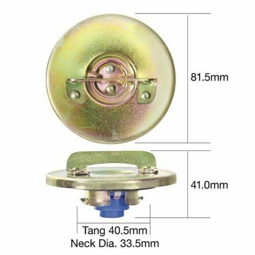 Tridon TFNL211 TRIDON NON LOCKING FUEL CAP