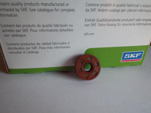 8x22x7mm SKF Oil Seal Viton Shaft Double Lip R23//TC 8x22x7 HMSA10V