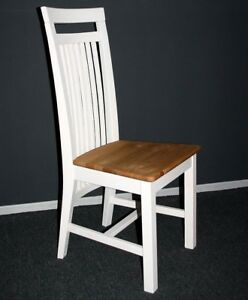 Holzstuhl-Kiefer-2farbig-weiss-gelaugt-Stuehle-Vollholz-massiv-Stuhl-aus-Holz