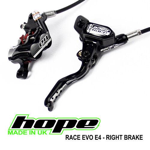Hope Stealth Race EVO E4 Brakes w// Ti Hardware Brand New All Options