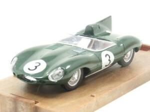 Brumm-Diecast-R150-Jaguar-D-Type-1954-60-Verde-3-1-43-ESCALA-en-Caja