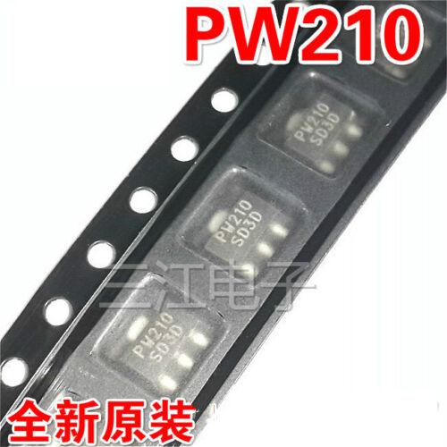 Bloque de ganancia PW210 InGap HBT 5PCS 5-6000MHz SOT-89 MMIC Amplificador PW210