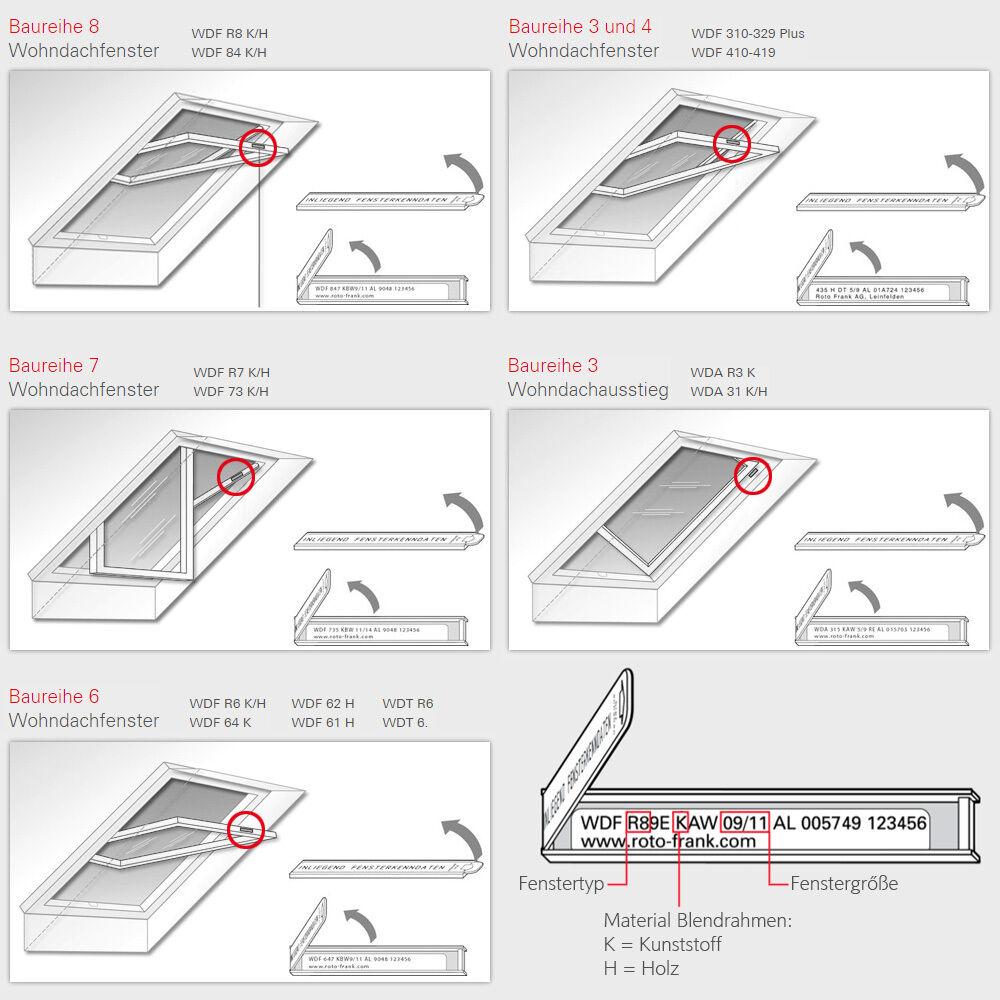 Dachfensterrollo Verdunkelungsrollo für Roto WDF 310 319 329 - - - gelb | Reichlich Und Pünktliche Lieferung  aee356