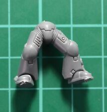 Warhamme 40000-Space marine-Nouvelle Escouade tactique-Jambes 1