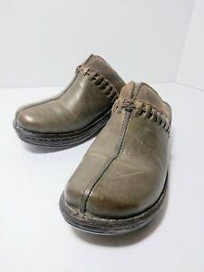 Clogs Heels Mules Shoes A9   eBay