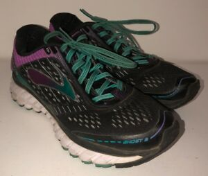 5e4c66b982d Image is loading Brooks-Ghost-9-Womens-Multi-Color-Athletic-Running-